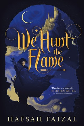 From My Library: We Hunt the Flame