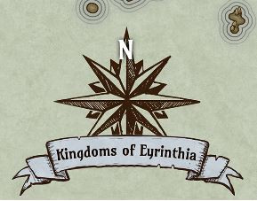 Map of Eyrinthia