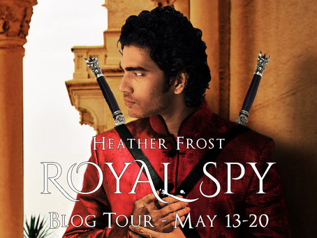 Blog Tour Stop - Excerpt from Royal Spy