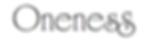 Oneness Inc. Logo