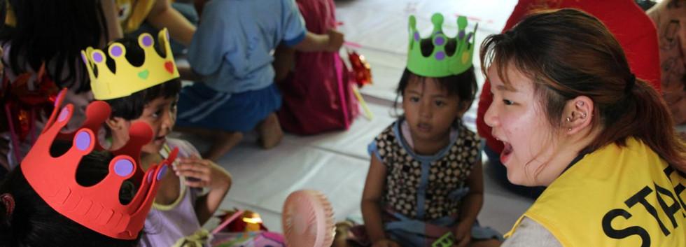 인도네시아 의료 선교 중
