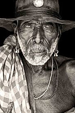 African Tribesman