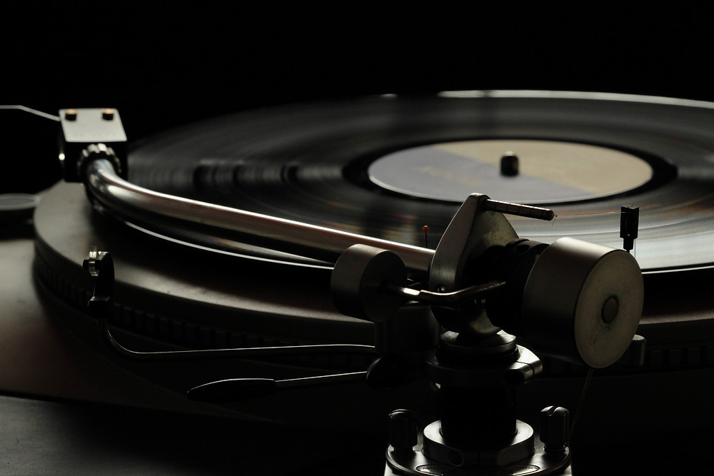 A vintage record player that holds the key to a time when music was sublime