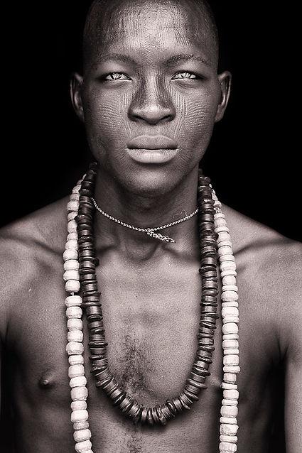 Mario Gerth African portraits