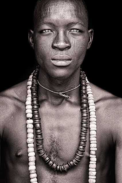 Mario Gerth African portraits