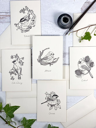 Ink Bird Notecard set