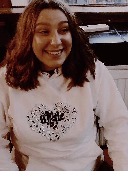 Bubble hoodie ☆⋆