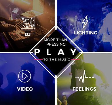 Sense DJ Como lo hacemos diferente