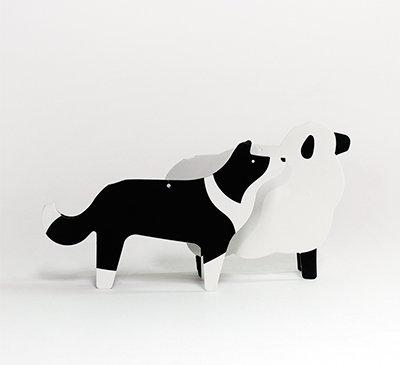 Mobile_Kit_Border Collie and Sheep