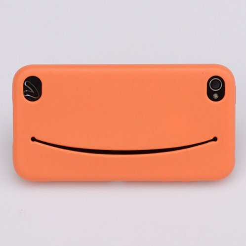 Feed me for iPhone 4/4s Orange