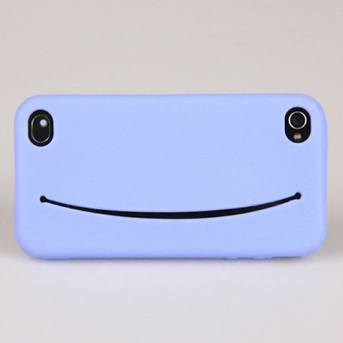 Feed me for iPhone 4/4s Blue