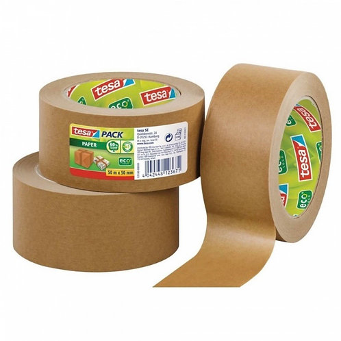 Paper packaging tape - 50mm x 50m