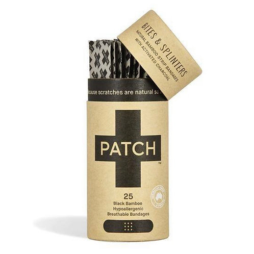 Patch Plasters - Activated Charcoal