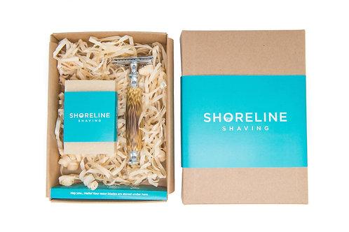 Shoreline Shaving Kit