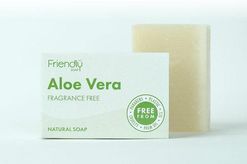 Friendly Soap - Aloe Vera (fragrance free)