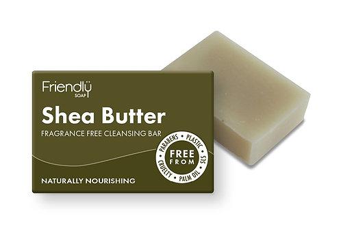 Friendly Soap Shea Butter Moisturising Bar