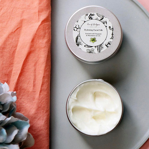 Facial Silk Face Cream by Eve of St Agnes