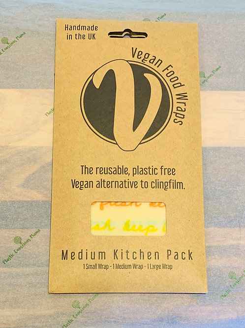 Vegan Wax Food Wraps