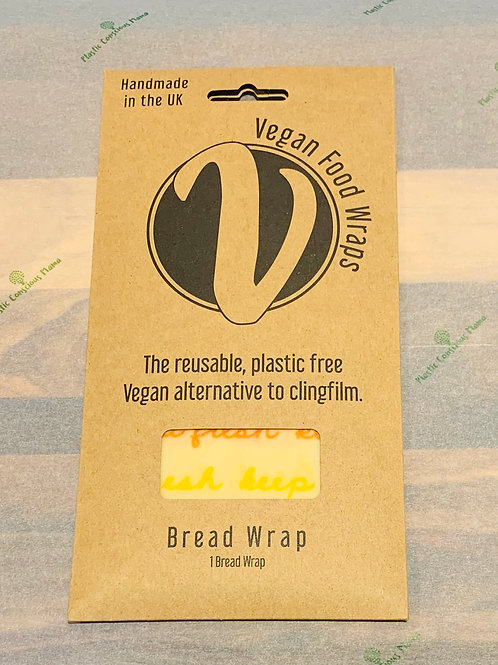 Vegan Wax Bread Wrap