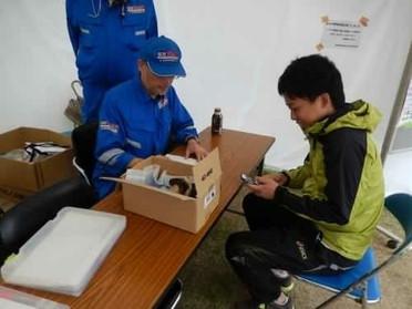 熊本地震の支援に行ってました