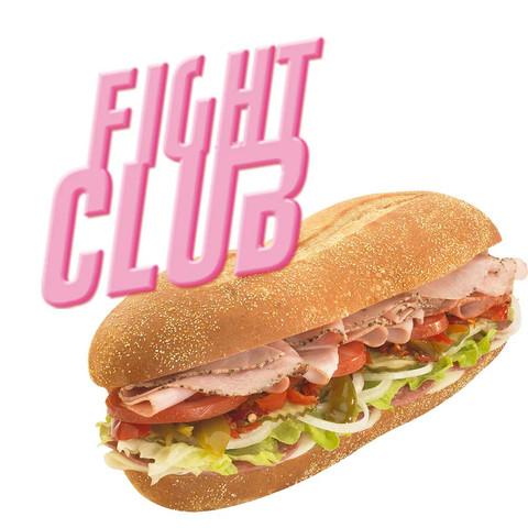 Fight Club Sandwich