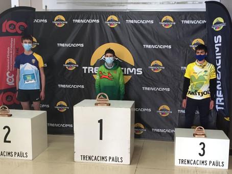 Molt bons resultats dels nostres corredors a la Trencacims de Paüls