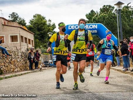 Els nostres corredors a la Ultra Trail Serra de Montsant