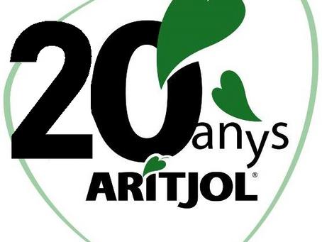 Celebració del 20é aniversari del Club Excursionista Arítjol