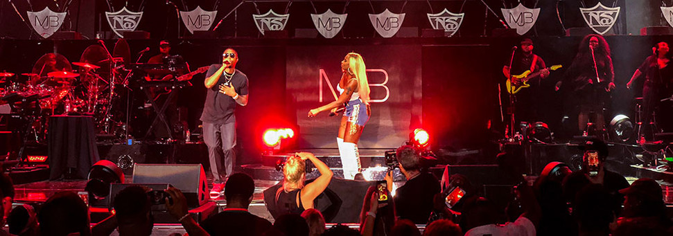 Mary J. Blige & NAS Royalty Tour 2019