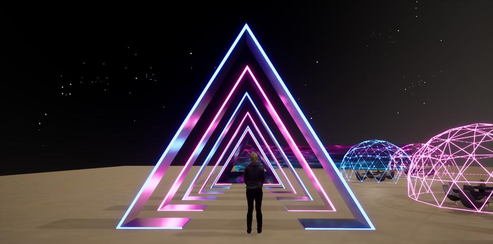 Cosmo: Burning man 2020 Concept