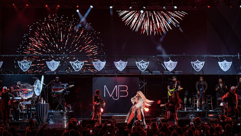 Mary J. Blige & NAS 2019