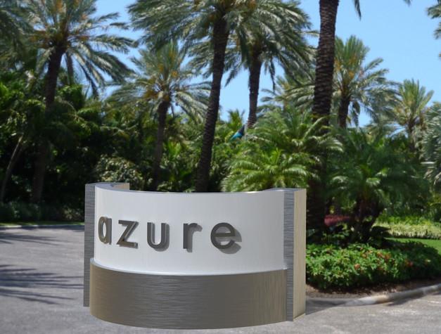 azure Wayfinding Concept Design