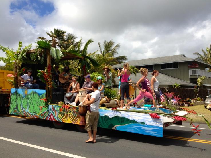 tropic parade
