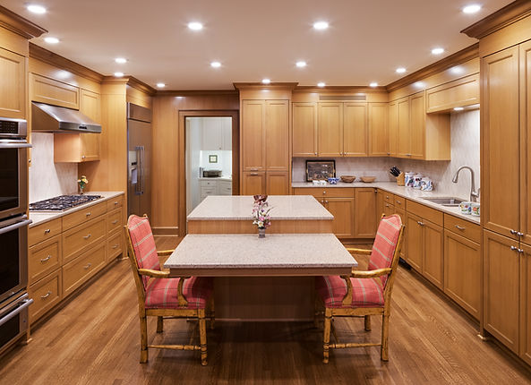 Kitchen overall
