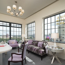 Penthouse Office for Her