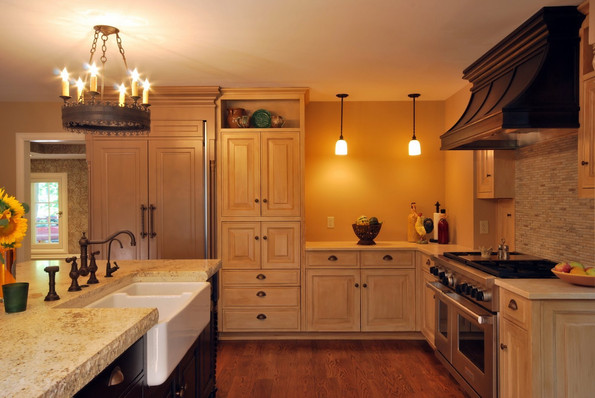 Glazed Kitchen