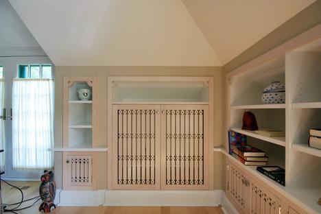 Maple Picket Doors