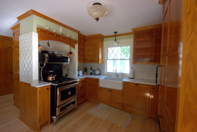 1890s kitchen