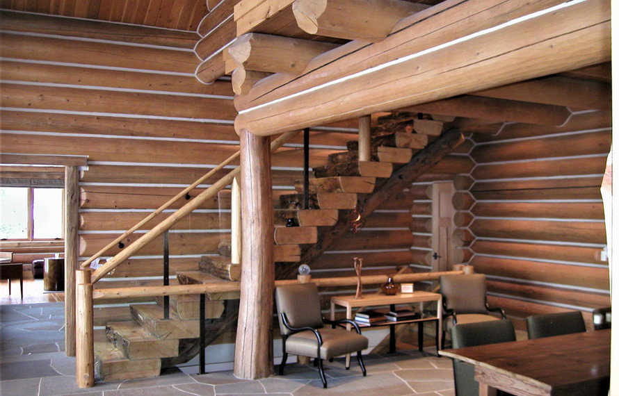 Log Home Stairs.jpg