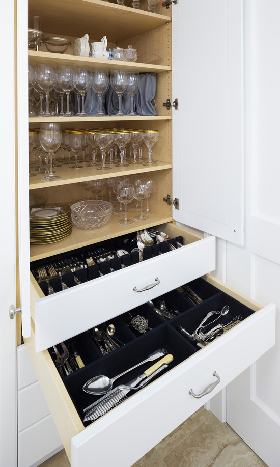 Silver and Stem Storage