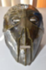 Maria Jiminez, skyrim dragon priest mask