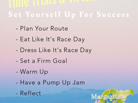 Time Trials & Virtual Races - Set Yourself Up for Success