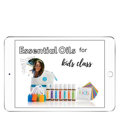 Kids Oils Class