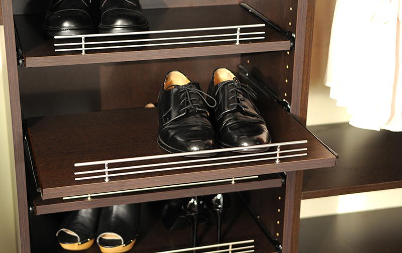 Slide-out Shelves