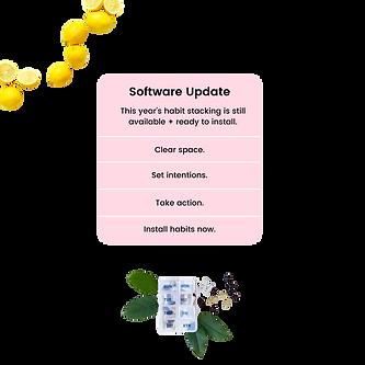 habit software update