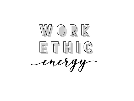 Work Ethic Energy
