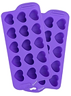 Silicone Purple Heart Molds