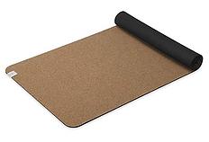 Gaiam Cork Yoga Mat