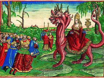 Women of Revelation - Queen Ruler I