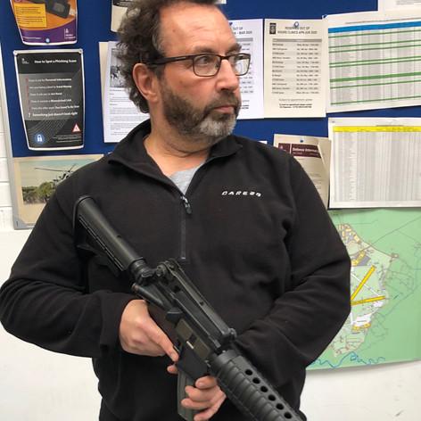 Trevor Walton - Movie Militia